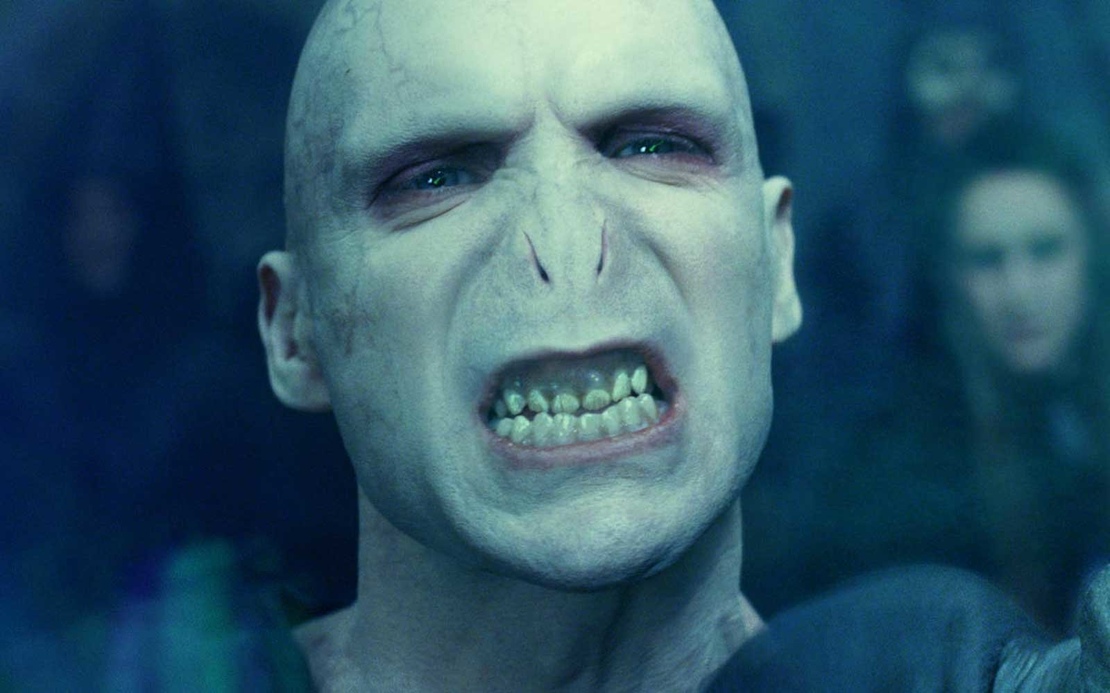 voldemort had a hilarious dancing cameo in one of the
