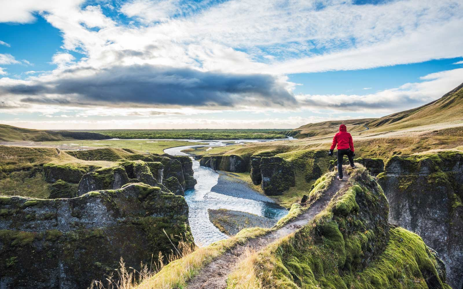 Iceland First Lady Travel