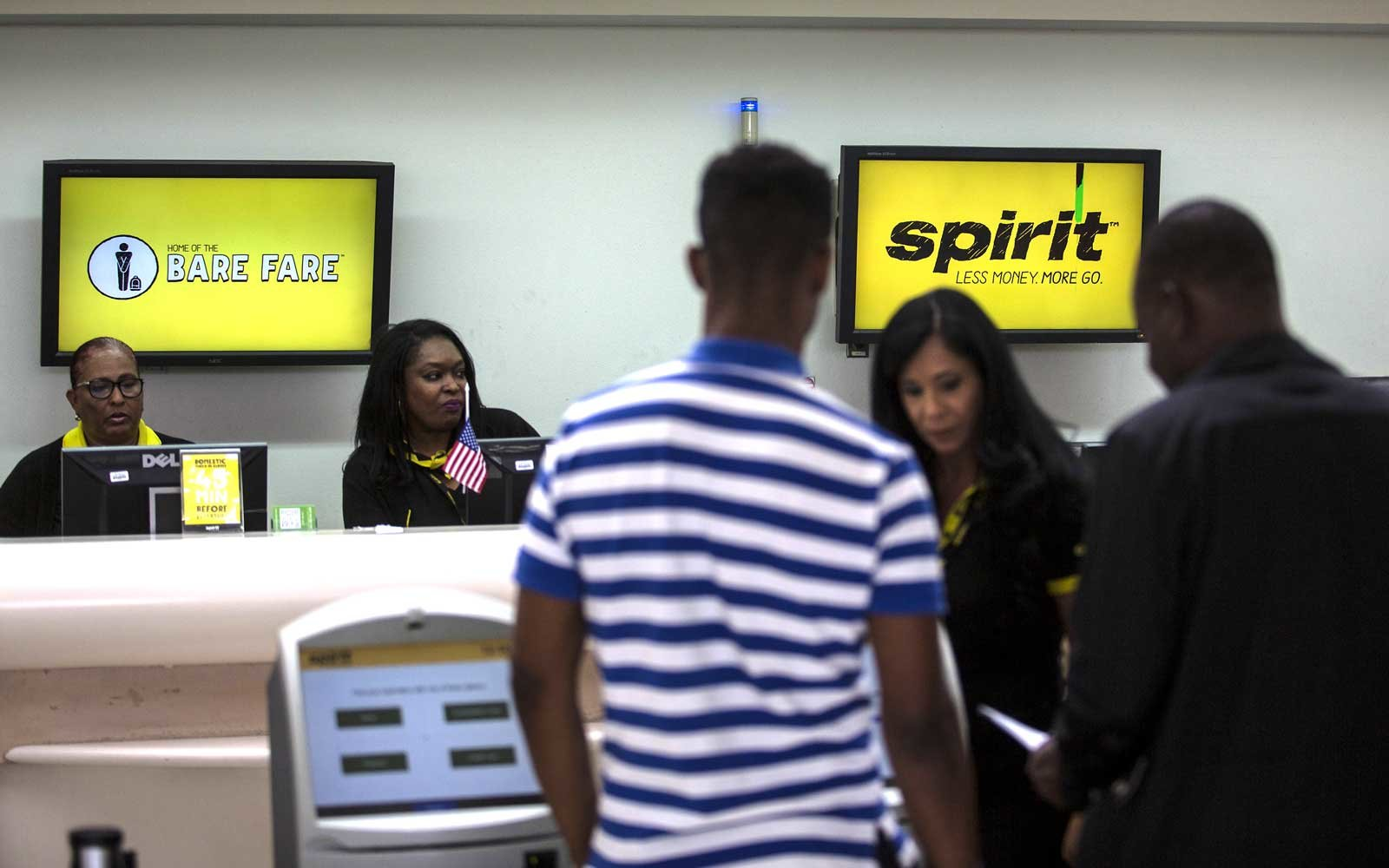 Spirit Airlines Is Turning To Disney For Help Improving