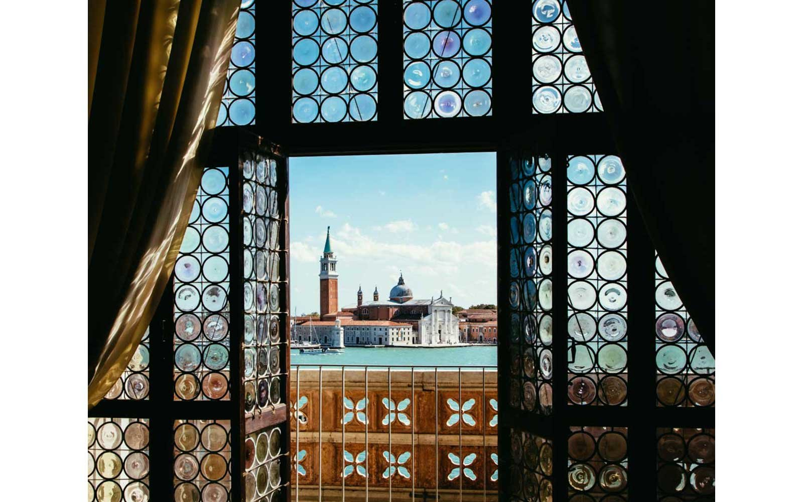 View from a Venice hotel room