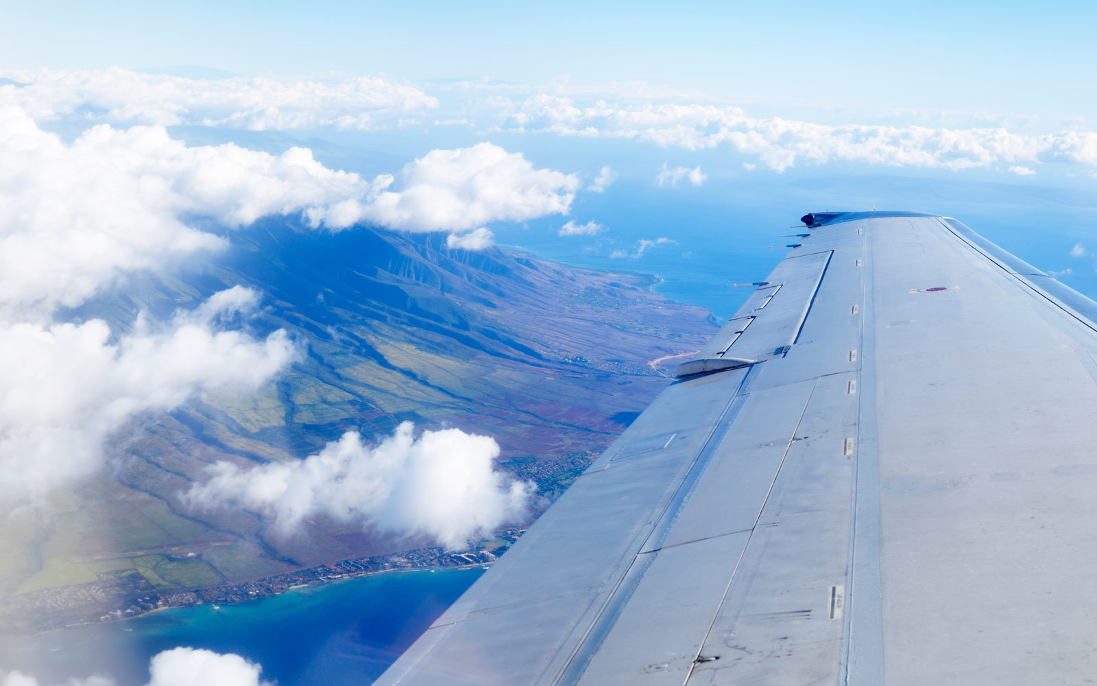 Hawaii airplane