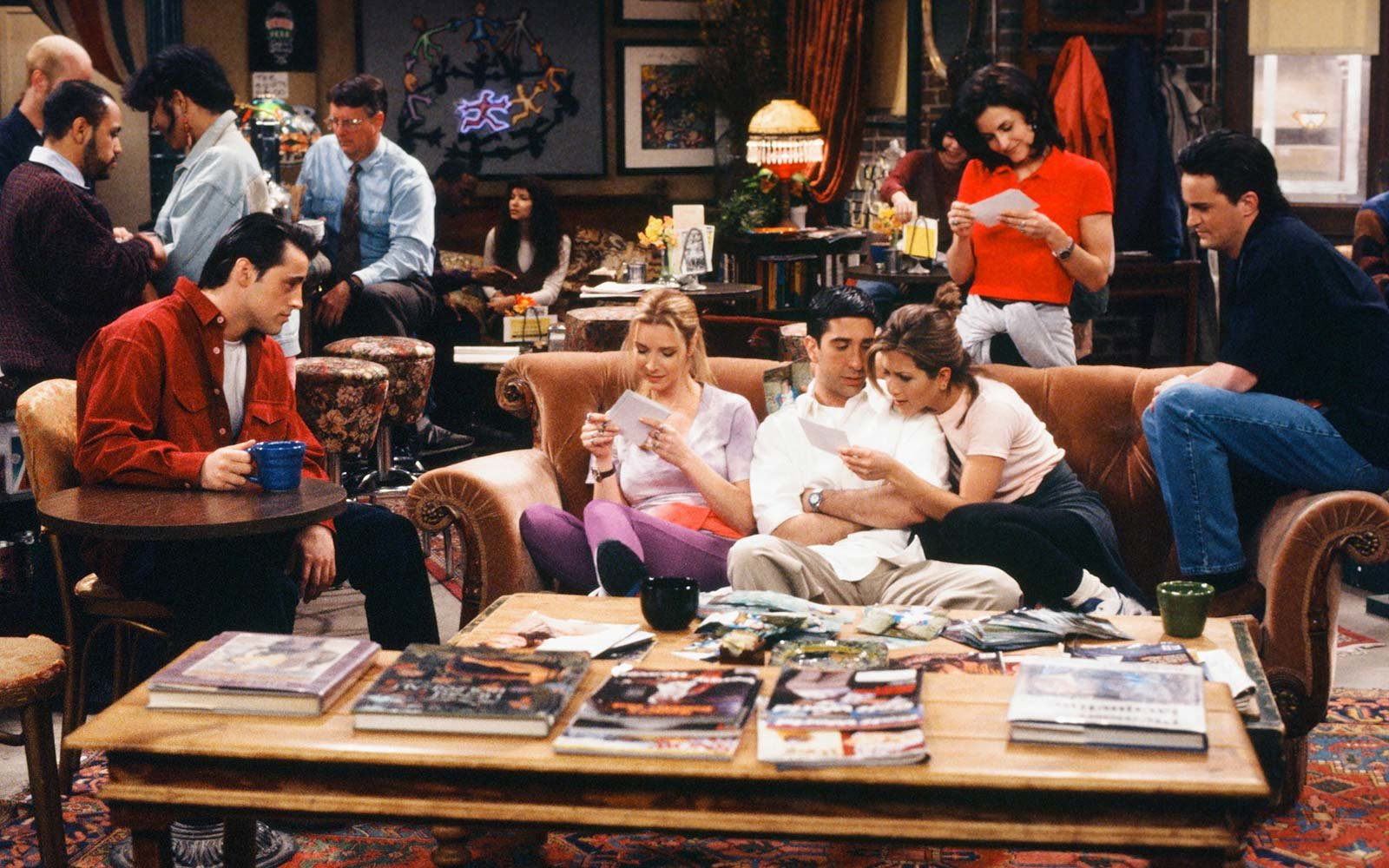 Image result for friends central perk