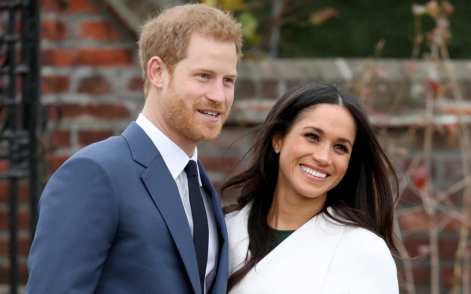 Prince Harry and Meghan Markle are engaged.