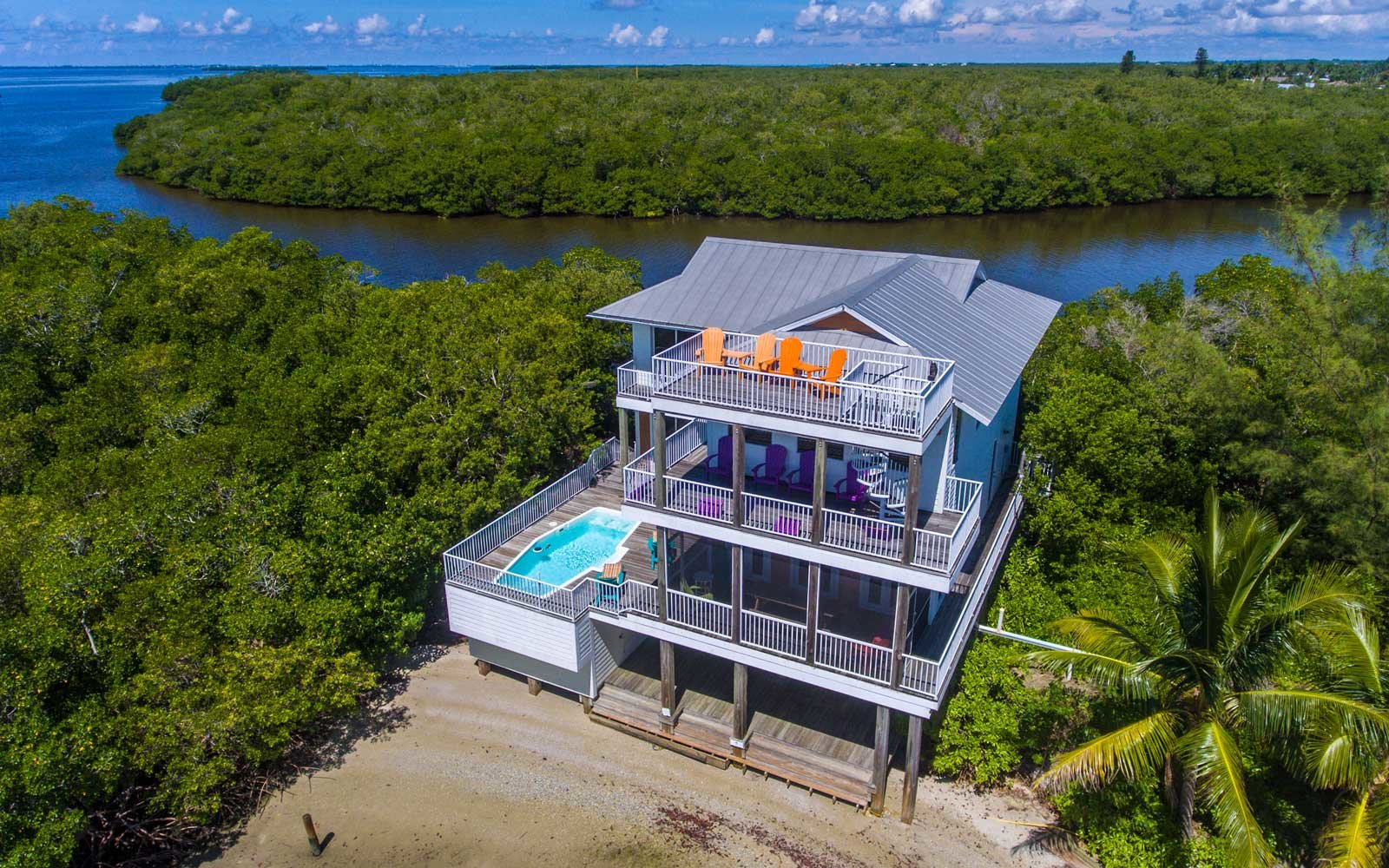 Airbnb Sanibel for best New Years Eve Trip