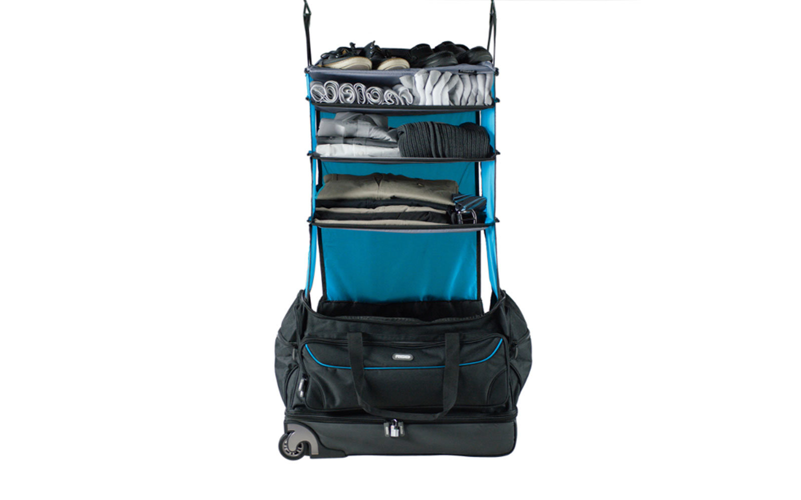 Ahalife Shelf suitcase