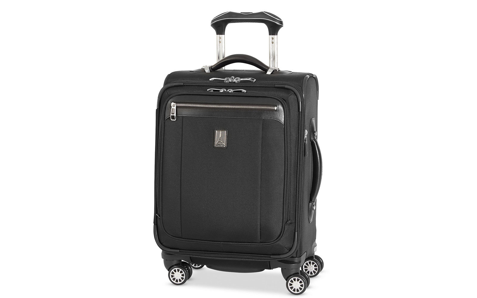 Macys' TravelPro carry on suitcase