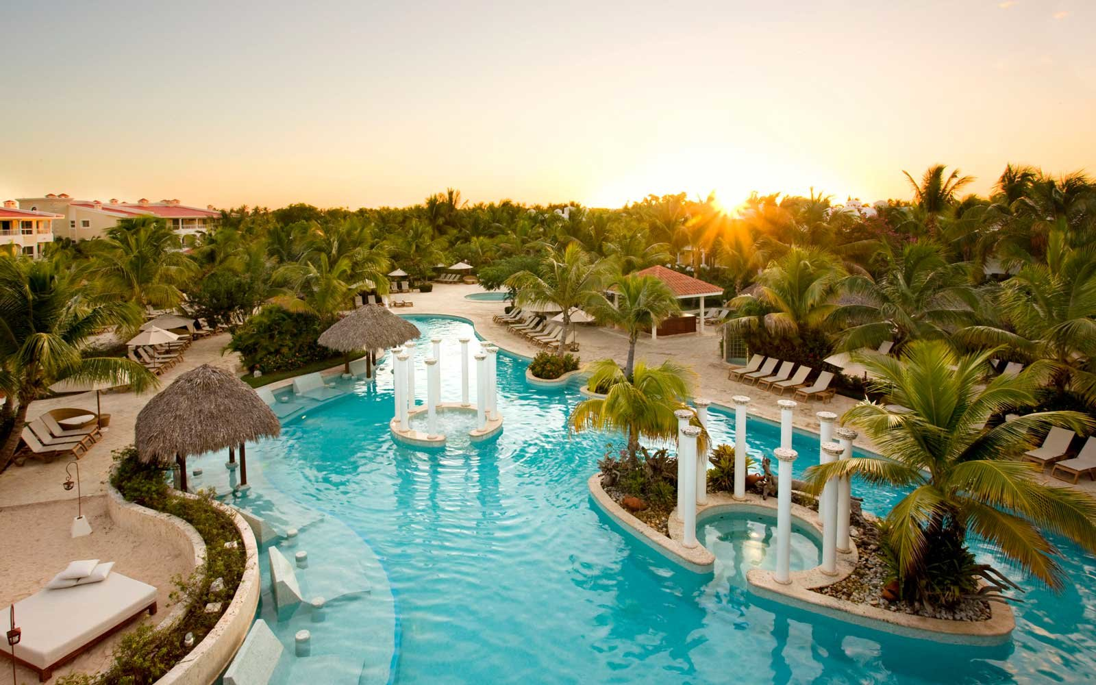 Mélia Caribe Tropical view of Swimming Pool