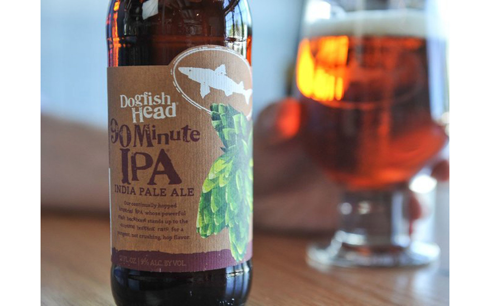 Delaware: Dogfish Head Brewery