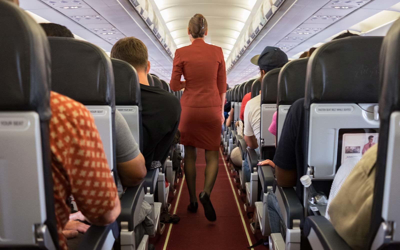 Sexual Harassment On Planes Is An Epidemic For Flight Attendants Travel Leisure