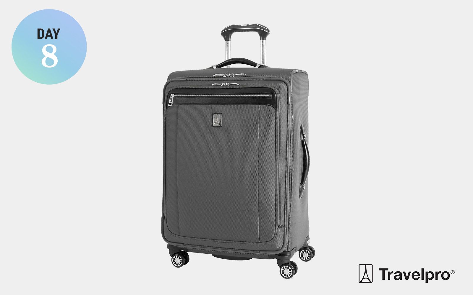 "Travelpro Platinum Magna 2 25"" Expandable Spinner Suiter"