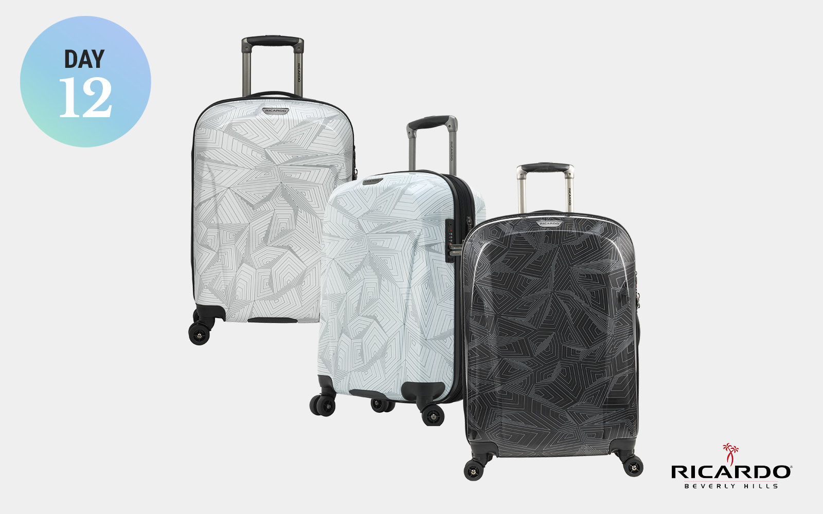 Ricardo Beverly Hills Spectrum 21-Inch Carry-On & Spectrum 24-Inch Spinner