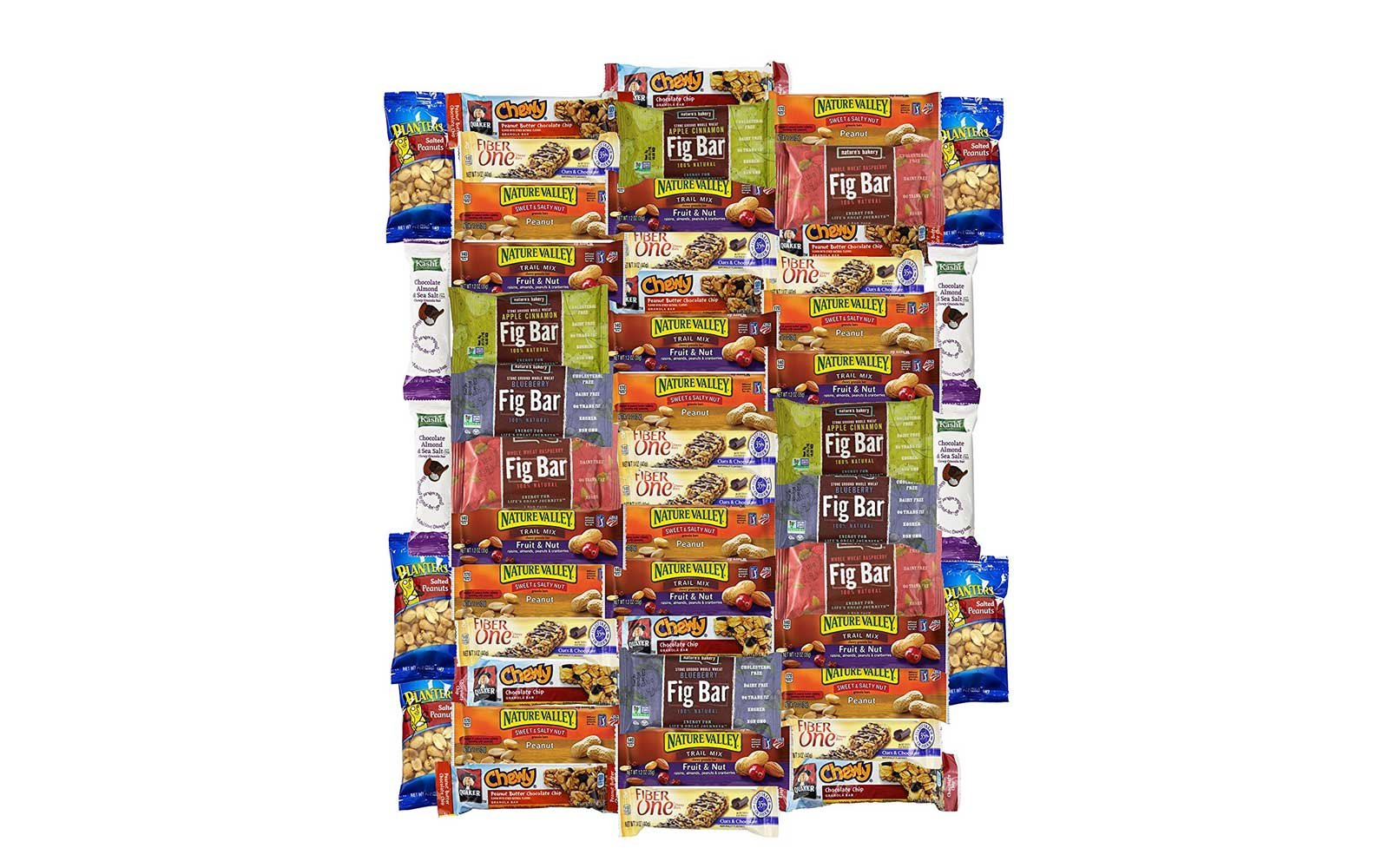 Ultimate Healthy Bar Snacks Variety Pack Sampler