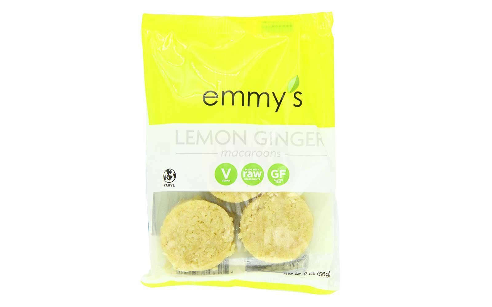 Emmy's 2 oz. Lemon Ginger Macaroons