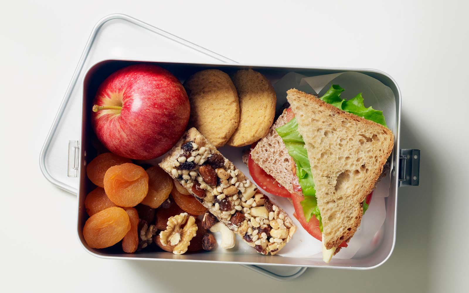 The best healthy plane snacks to pack for a long flight travel snack pack forumfinder Images