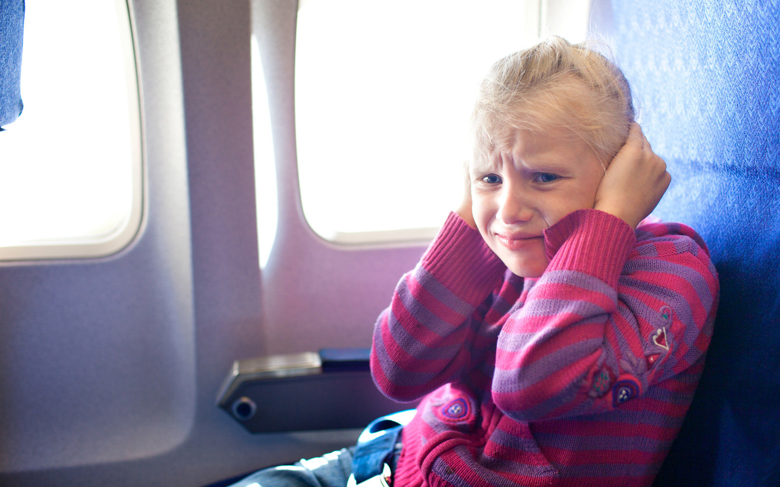 How to unplug your ears during or after a flight.