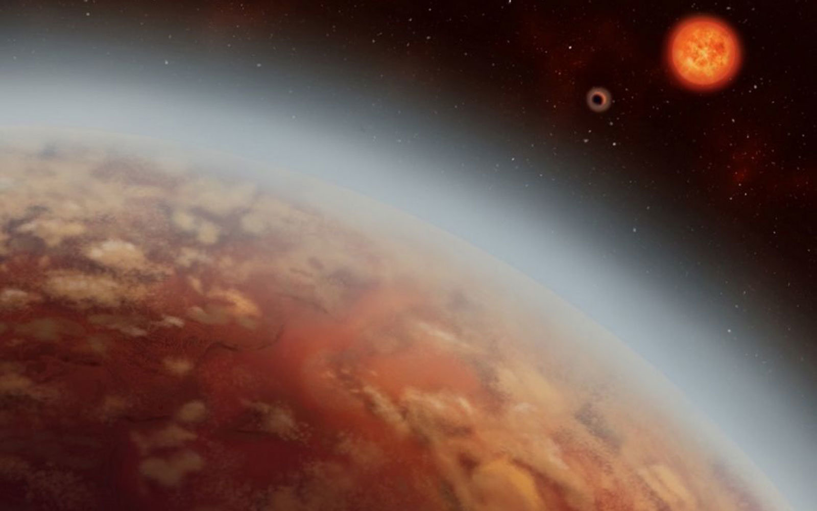 'Super-Earth' that may host life found