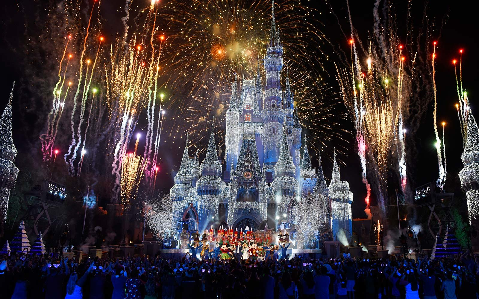 New Years Eve Disney World Resort Florida