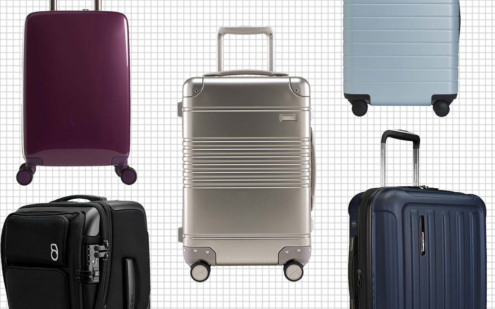 Smart Luggage Battery Pack