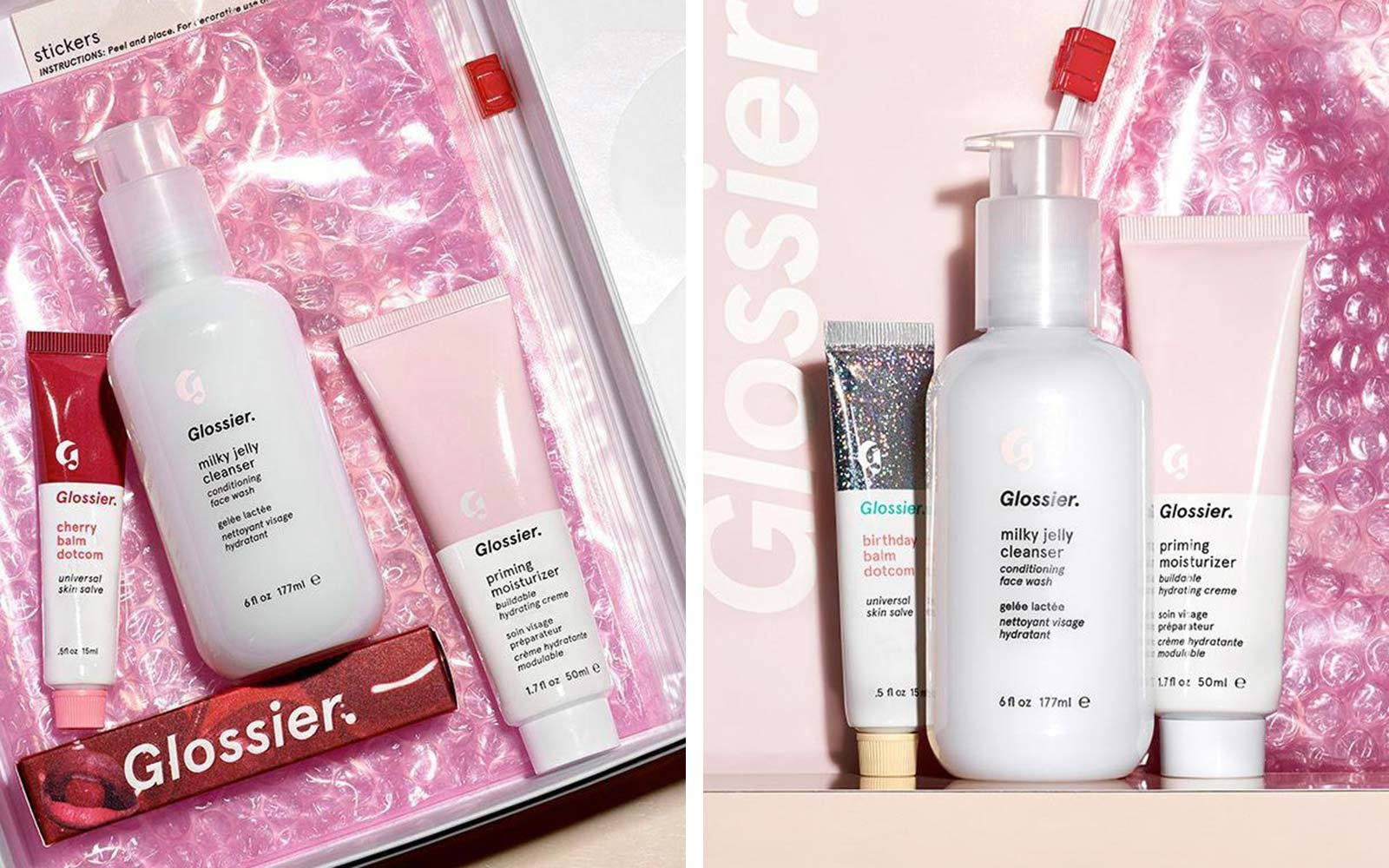 glossier phase one set