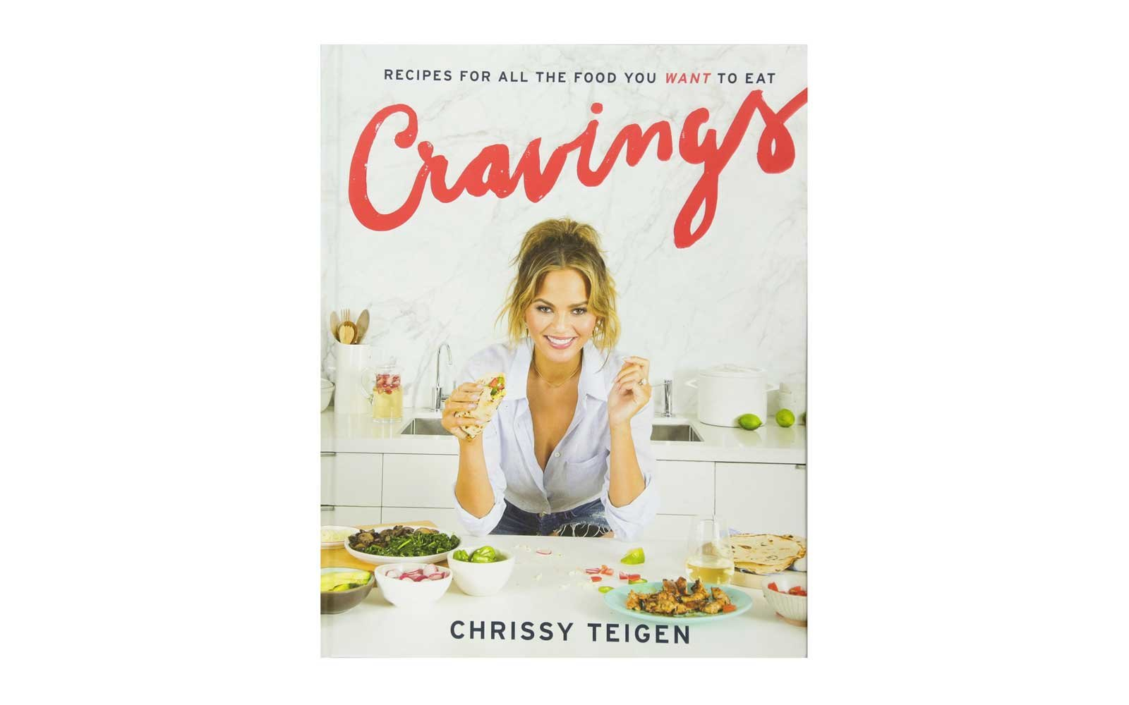 Chrissy Teigen Cravings Cookbook