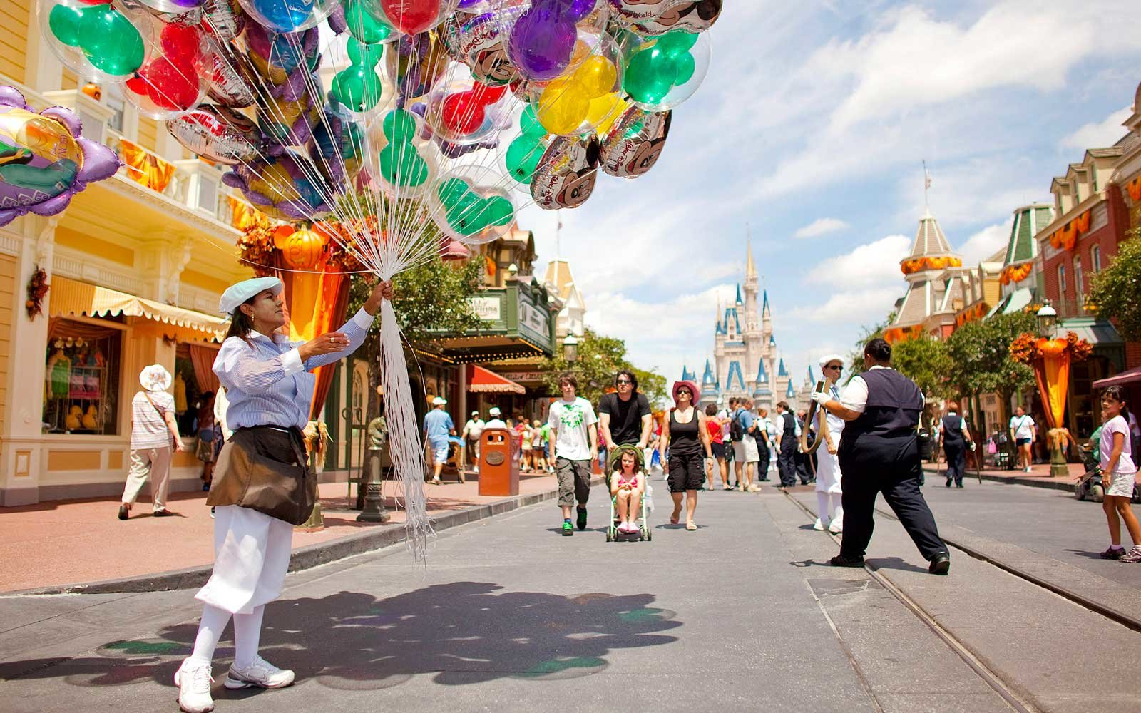 The Cheapest Month to Visit Disney World | Travel + Leisure