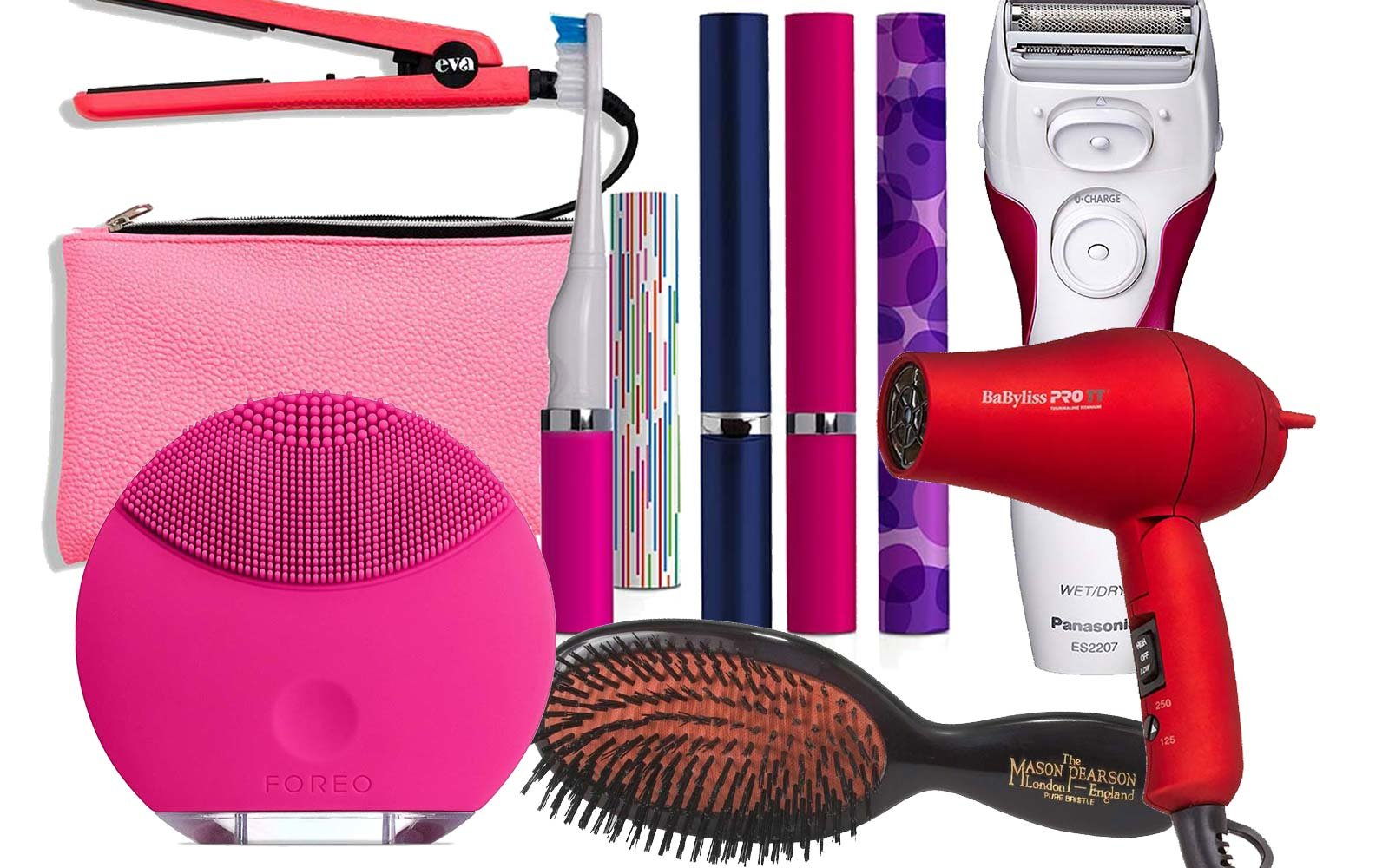 travel size grooming tools gift guide