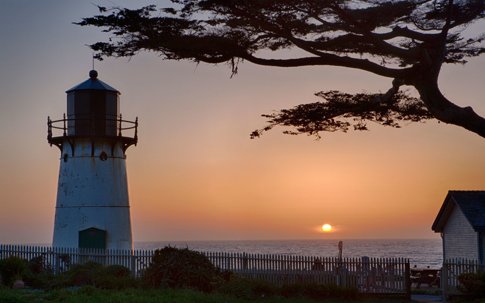 Point Montara Lighthouse in California