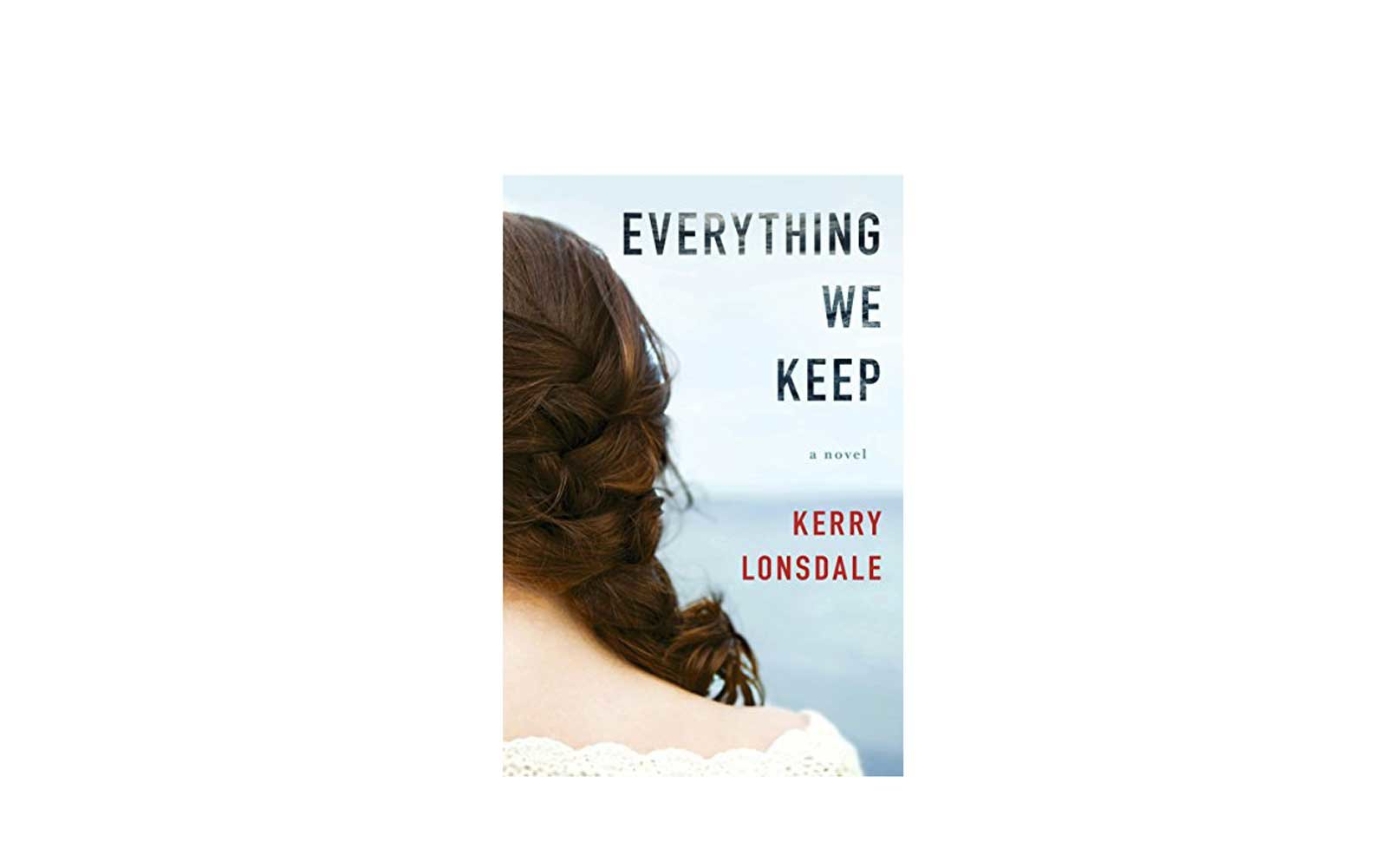 20 most popular Kindle books 2017 Everything We Keep