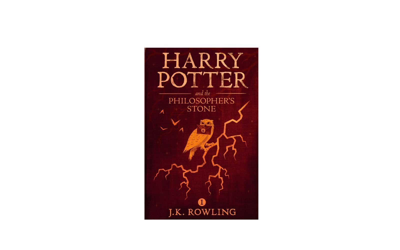 20 most popular Kindle books 2017 Harry Potter Philosophers Stone