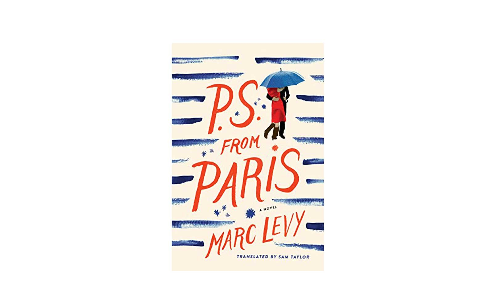 20 most popular Kindle books 2017 PS from Paris