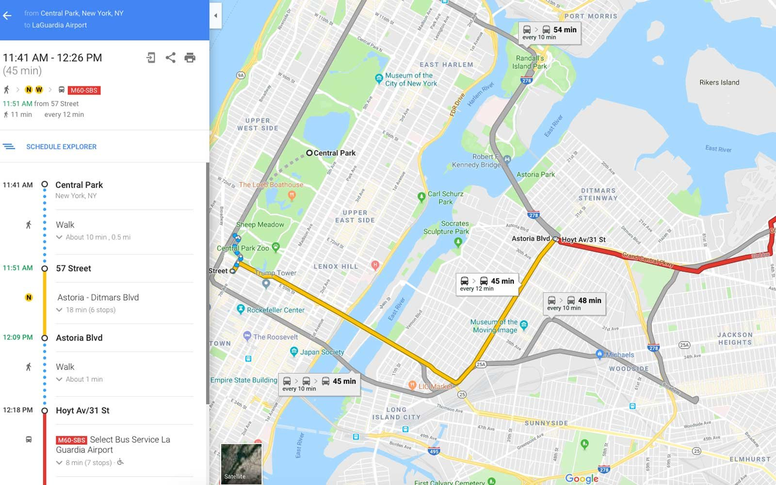 google maps' new feature will make sure you never miss your stop  - google maps directions for public transit
