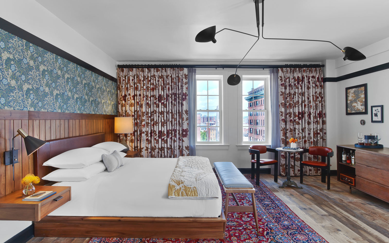 Hotel Revival in Baltimore