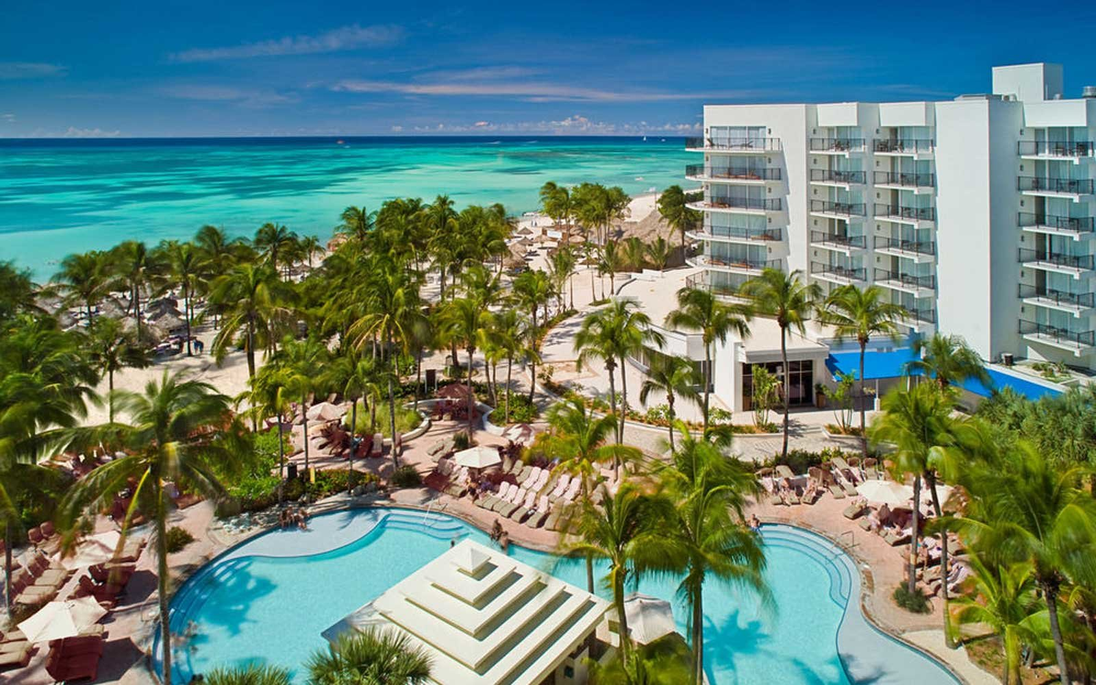 Aruba Marriott Resort Wellness Vacations
