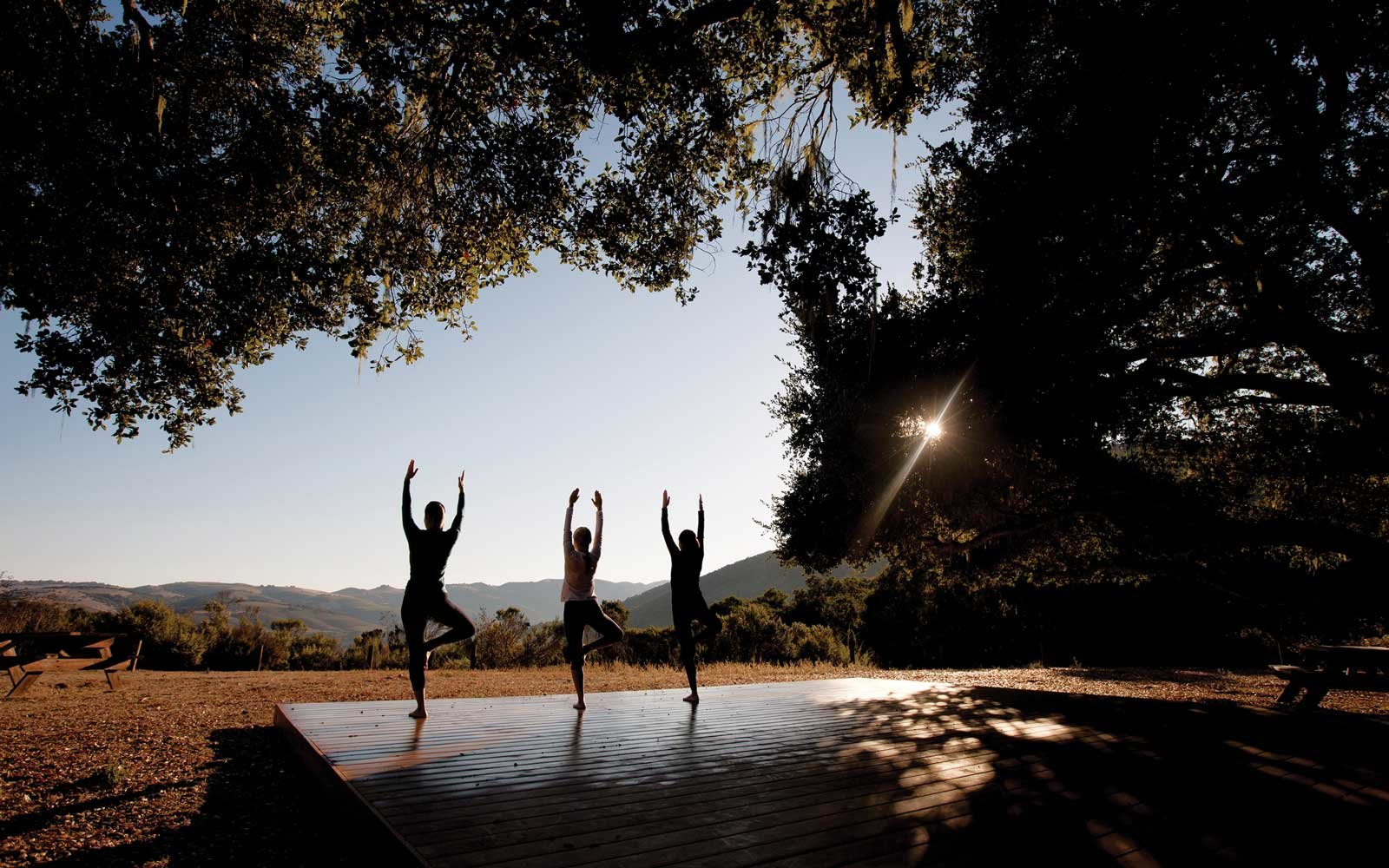 Carmel Valley Ranch Wellness Vacations