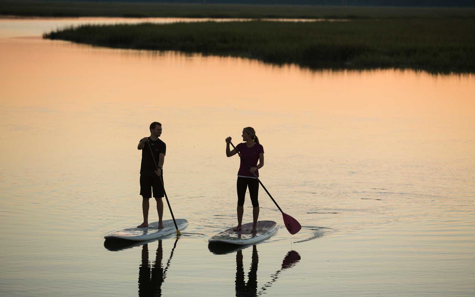 Hilton Head Health Wellness Vacations