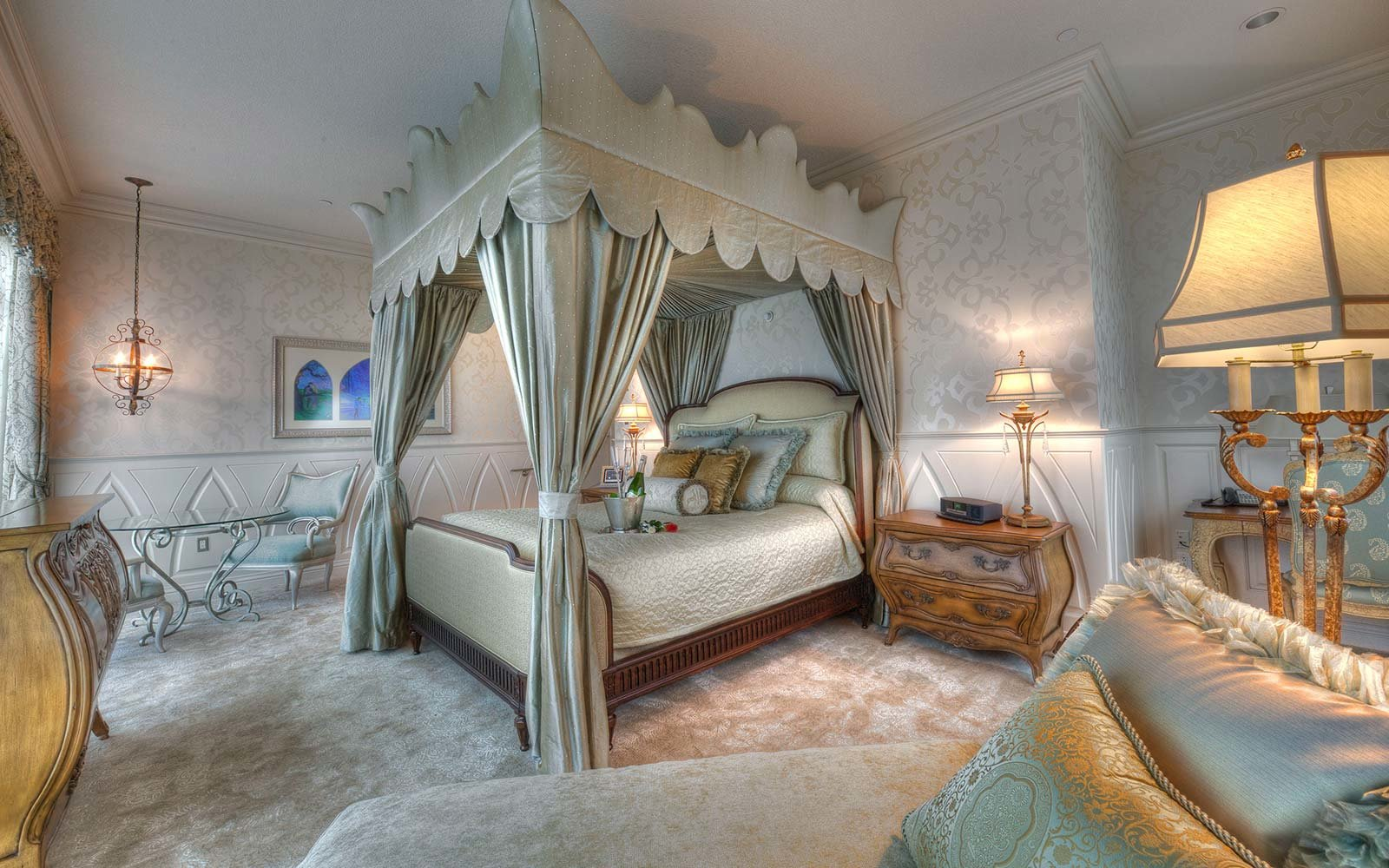 The Most Unique Theme Park Hotel Rooms in the World | Travel ... Princess Suite House Plans on swimming pool house plans, gourmet kitchen house plans, sun room house plans, master bath house plans, master bedroom house plans, fancy bird house plans, bonus room house plans,