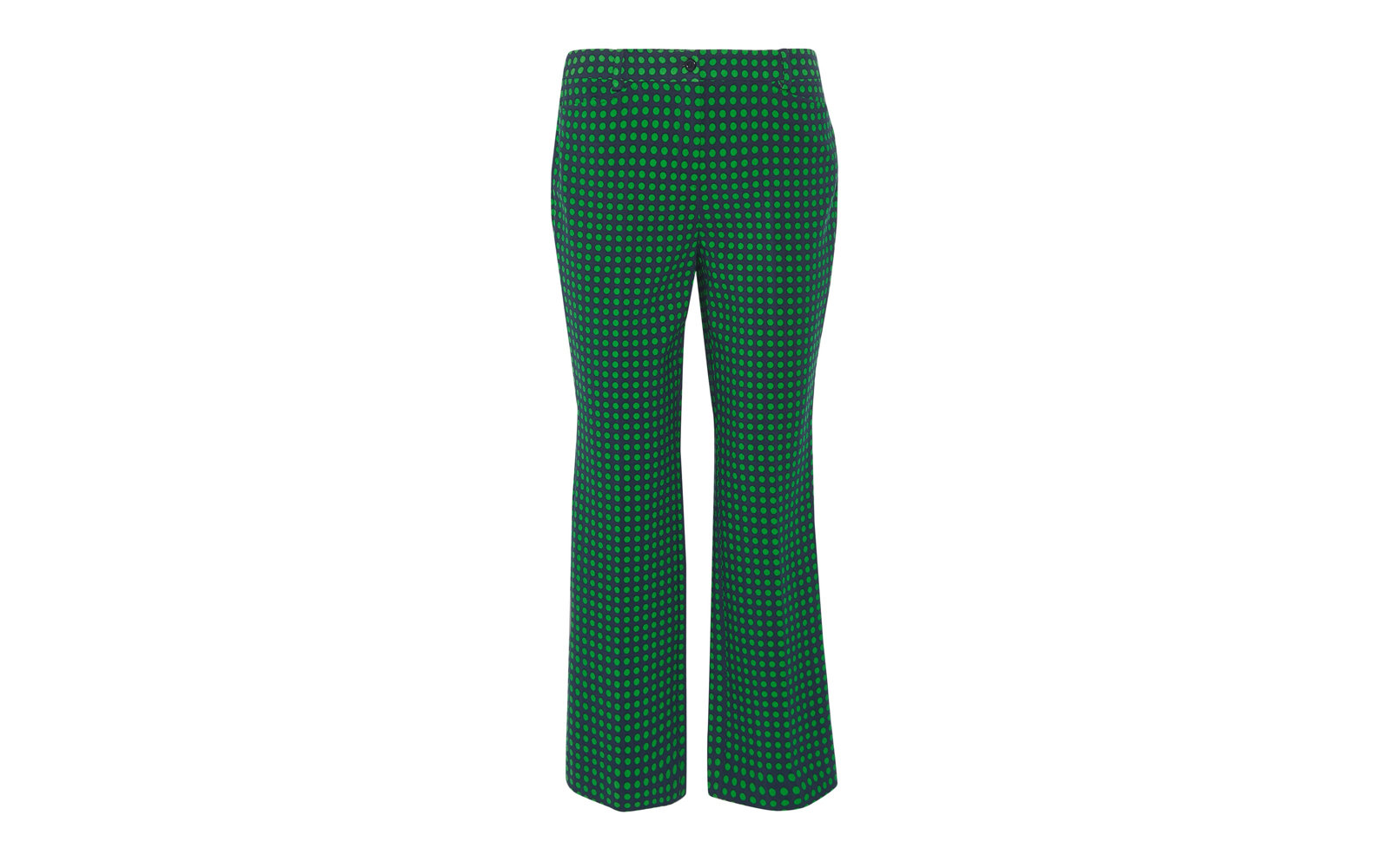 Michael Kors Polka-Dot Pants