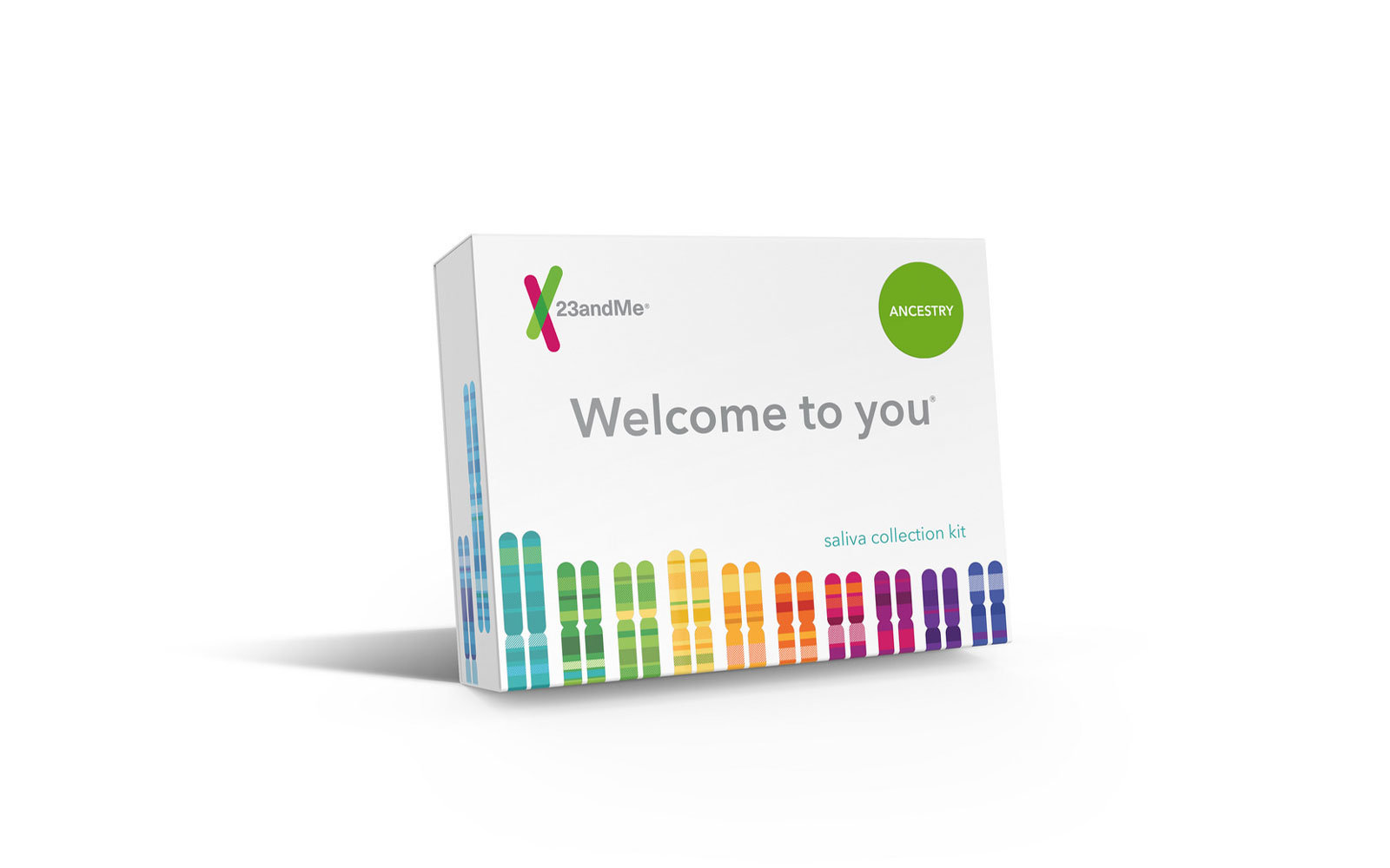 24. 23andMe DNA Ancestry Test Kit