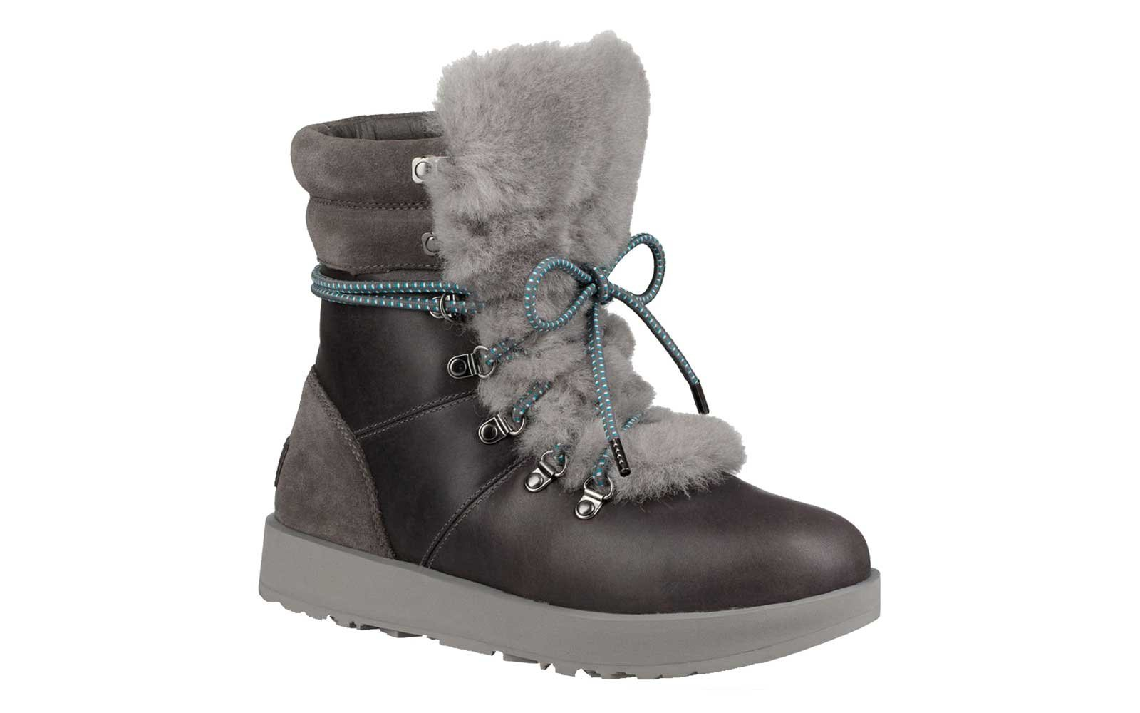 Waterproof ski boots by Ugg
