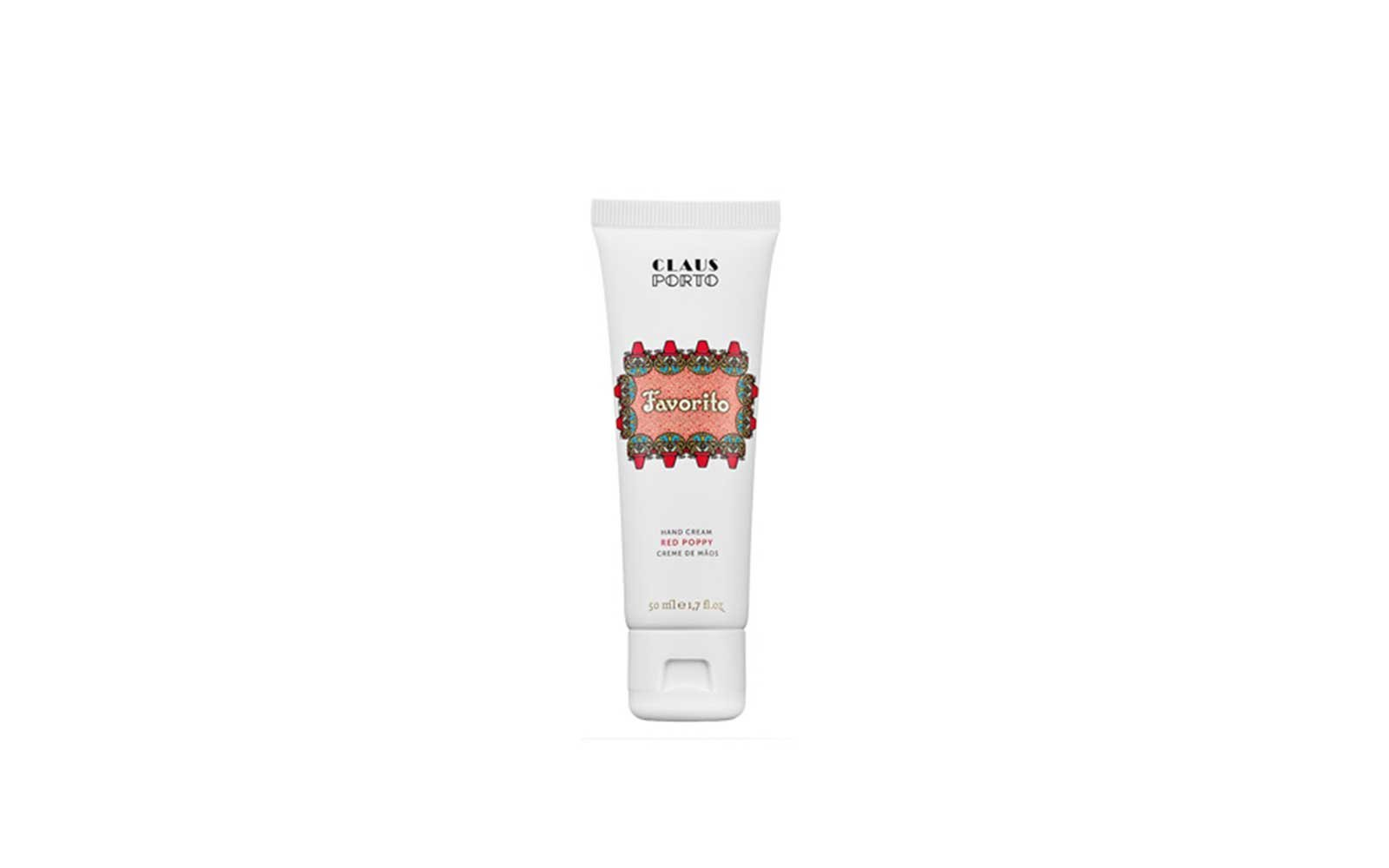 Red Poppy Hand Cream