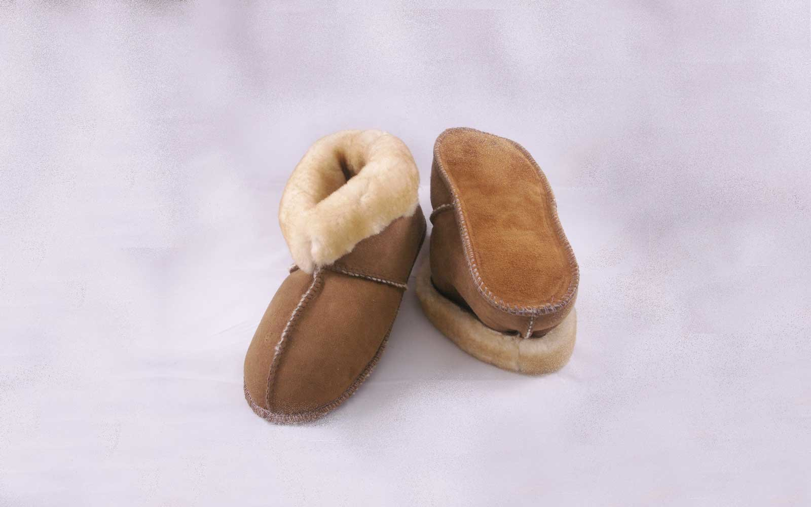 Snuggs Sheepskin Slippers