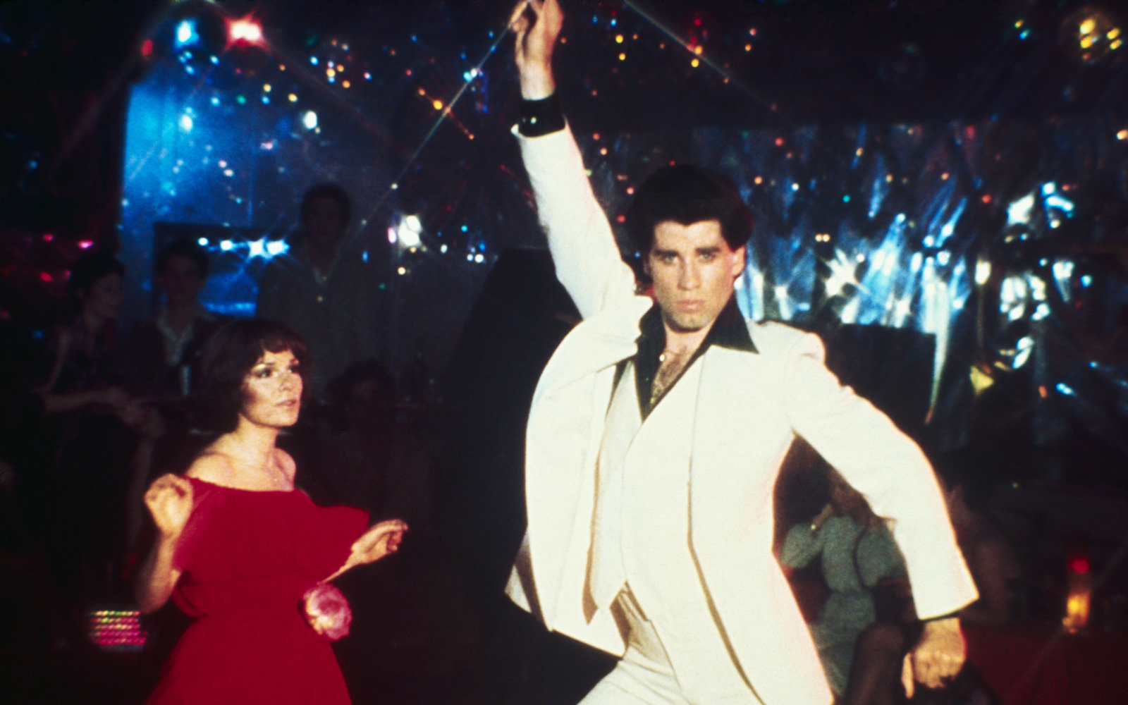Saturday Night Fever is alive again in Brooklyn for one night only.