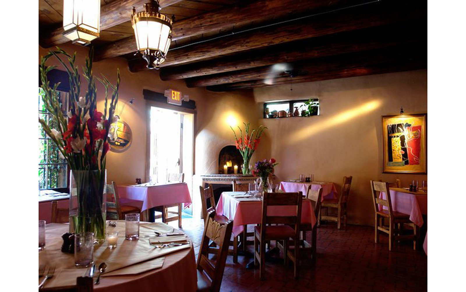New Mexico – The Pink Adobe