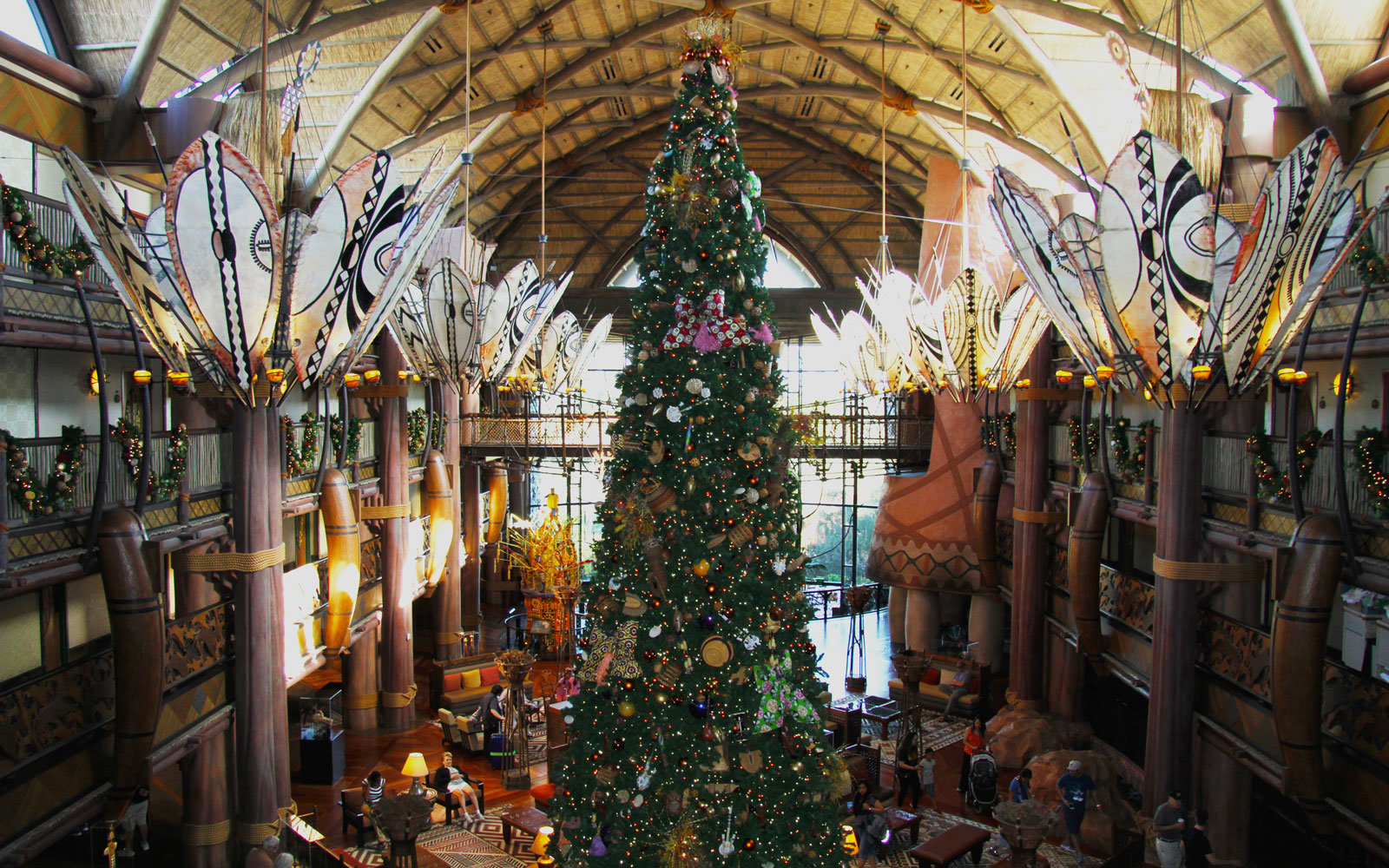 Disney Hotels Won At Christmas So Everyone Else Can Go Home Now