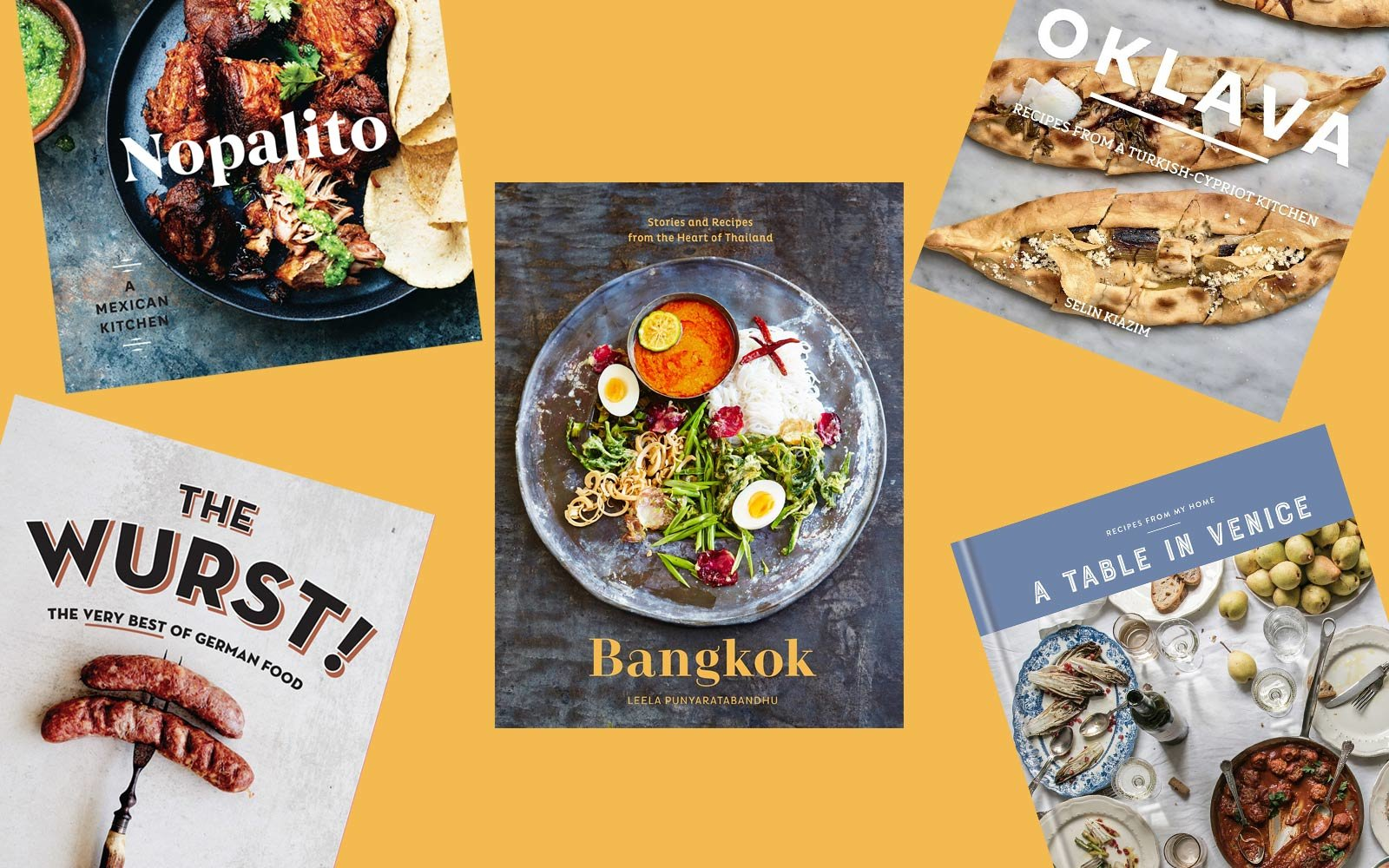 Best International Cookbooks