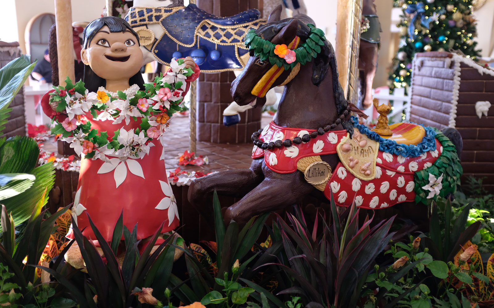 Lilo and Stitch themed decorations