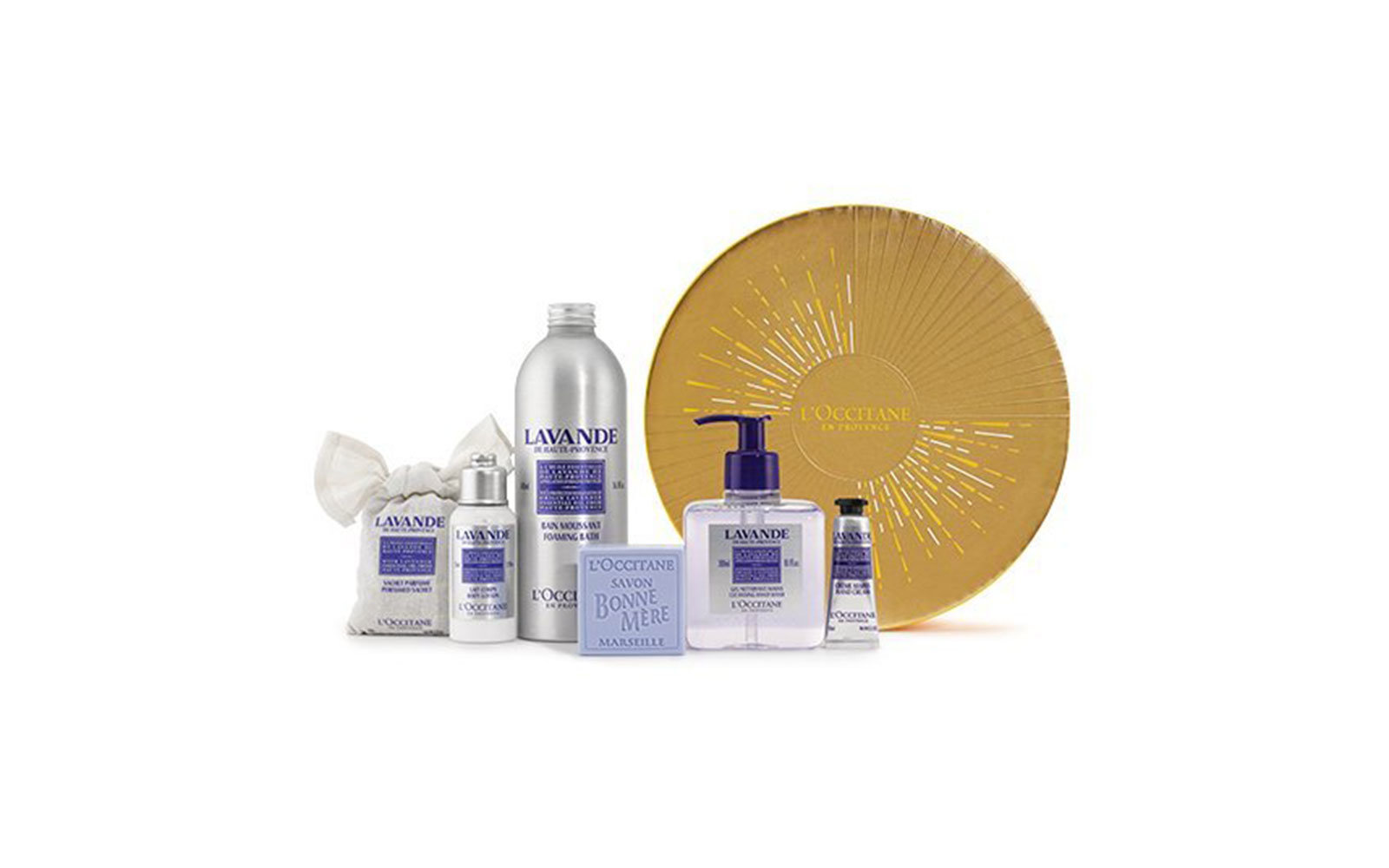 Fragrant Lavender Body Collection