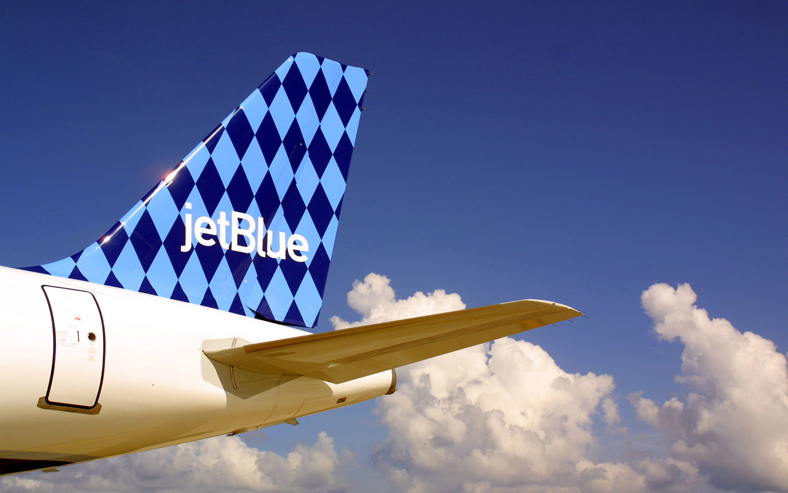 JetBlue Airlines airplane flight