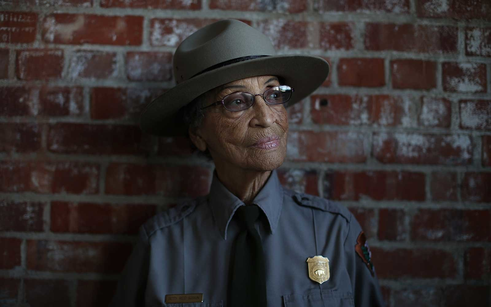 96 Year Old Park Ranger