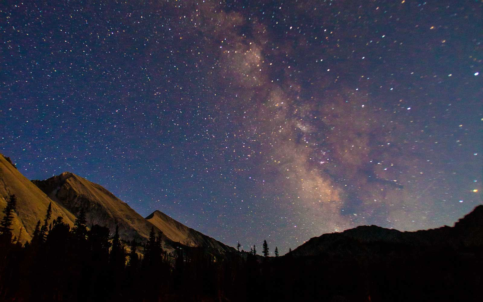 Central Idaho Dark Sky Reserve